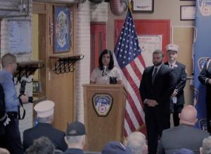 New York Staten Assembly representative Nicole Malliotakis and