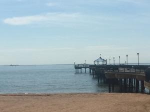 Summer at Graham Beach, S.I.